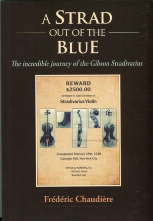F. Cloudièr: A Strad out of Blue